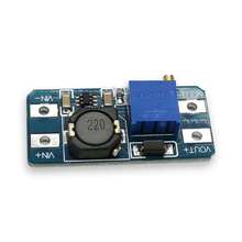 цены MT3608 DC-DC Step Up Converter Booster Power Supply Module Boost Step-up Board MAX output 28V 2A