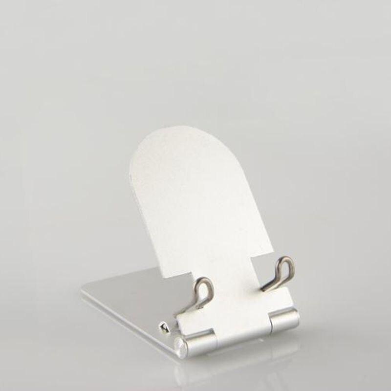 2020 New Metal Foldable Adjustable Angle Stand Mount Holder Cradle for Cellphone Tablet