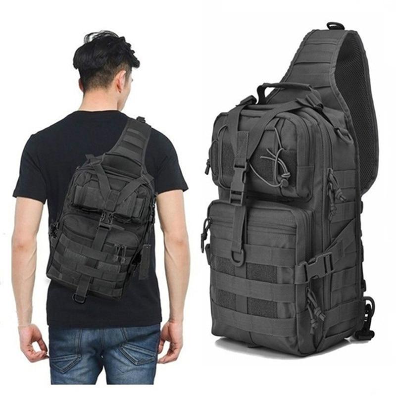 Fashion USB Charging Casual Men Chest Pack Oxford Crossbody Bags For Men Shoulder Handbag Travel Cross Body Bag Chestbags