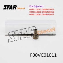 F00VC01011 Injektor Regelventil F 00V C01 011 Für 0445110063 0986435075 0445110038 0986435016 0445110063 0986435075