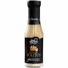 Sauce Aux Champignons Selección Gourmet 275 Gr Salsas Asturianas