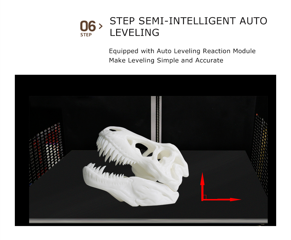 JGMaker JGAURORA A5S 3D Printer
