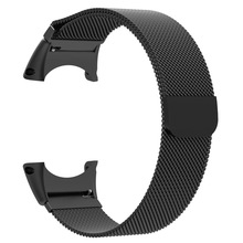 Wtitech Replacement band Metal strap Bracelet for Suunto Core All Black SS014279010