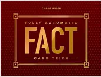 Fully Automatic Card Trick by Caleb Wiles, Magic tricks (Magic instruction) image