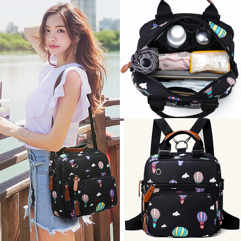 Baby Diaper Bag Land Mini Fashion Mummy Maternity Nappy Bags For Mommy Bag Backpack Multifunction For Mom Changing Diper Bags