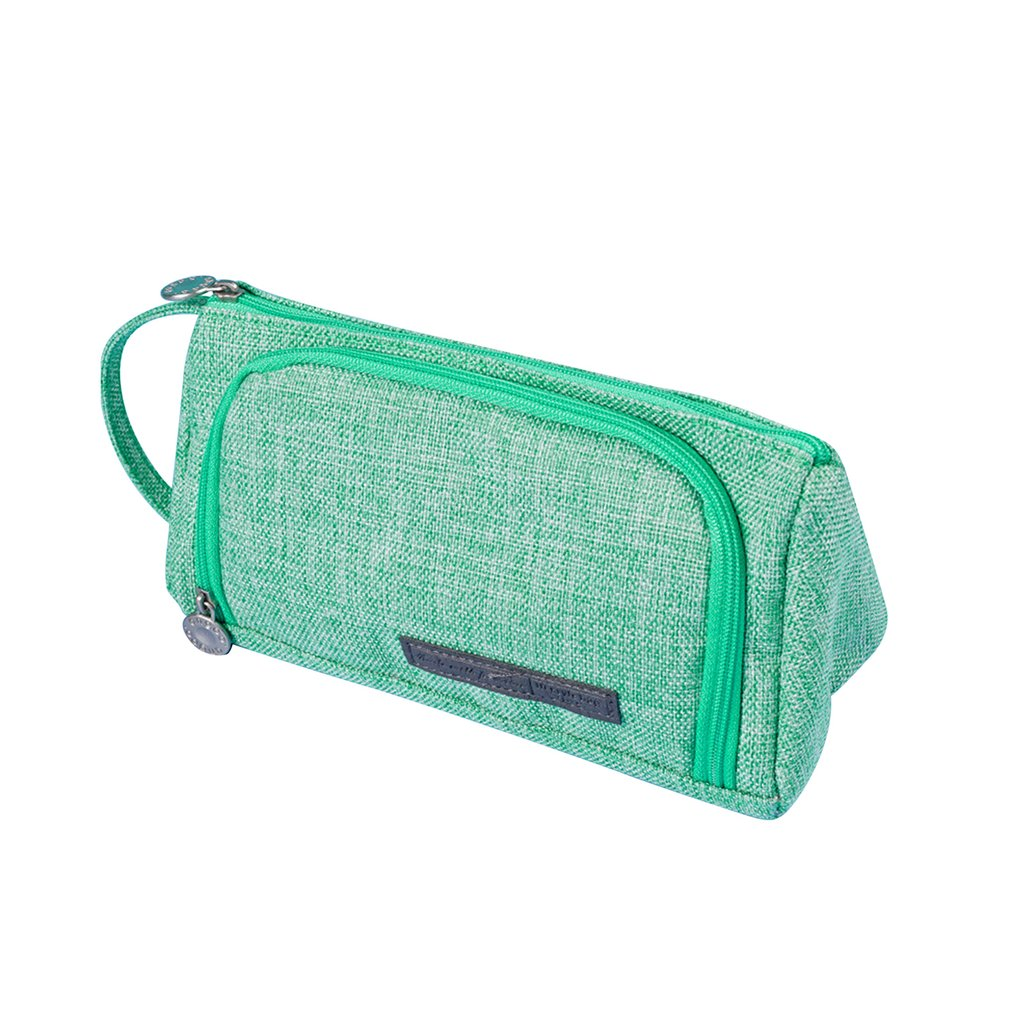 Simple Personality Learning Pencil Bag Large Capacity Creative Students Pencil Case Pencil Bag Learning Stationery