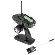 RC Cars Radio Control WFLY 2.4Ghz 4CH RC Car Transmitter Receiver RC Transmitter WFLY WFX4 WFR04H