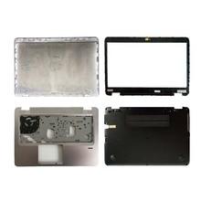 Новый чехол для ноутбука Hp EliteBook 840 G3, Верхний ЖК чехол, передняя панель ЖК дисплея, чехол для телефона, верхний/нижний чехол