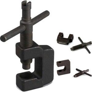 Herramienta de ajuste de Vista frontal de acero para la mayoría de los accesorios de caza AK 47 SKS accesorios de rifle táctico