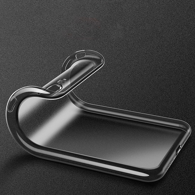 Case For Samsung Galaxy A12 TPU Silicone Clear Bumper Soft Case For Samsung A12 M12 Transparent Phone Back Cover 5