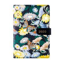 Agenda планировщик Orgainzer A5 дневник блокнот в сетку Kawaii Корейская ежемесячная книга