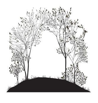 Drzewo przezroczysty pieczęć silikonowa pieczęć do DIY scrapbooking ozdobny album na zdjęcia wyczyść pieczęć A3027 tanie i dobre opinie A3025 Standardowy znaczek Dekoracji 1sheet lot 14x14cm