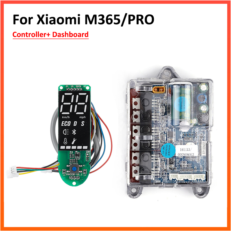 Upgraded Digital <font><b>Display</b></font> Mainboard Controller ESC Circuit Board for <font><b>XIAOMI</b></font> <font><b>Mijia</b></font> <font><b>M365</b></font> and <font><b>Pro</b></font> Electric Scooter image