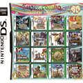 208 in 1 Video Spiel Zubehör Teile Zusammenstellung Patrone Karte für DS/3DS/2DS Konsole Super Combo Multi warenkorb