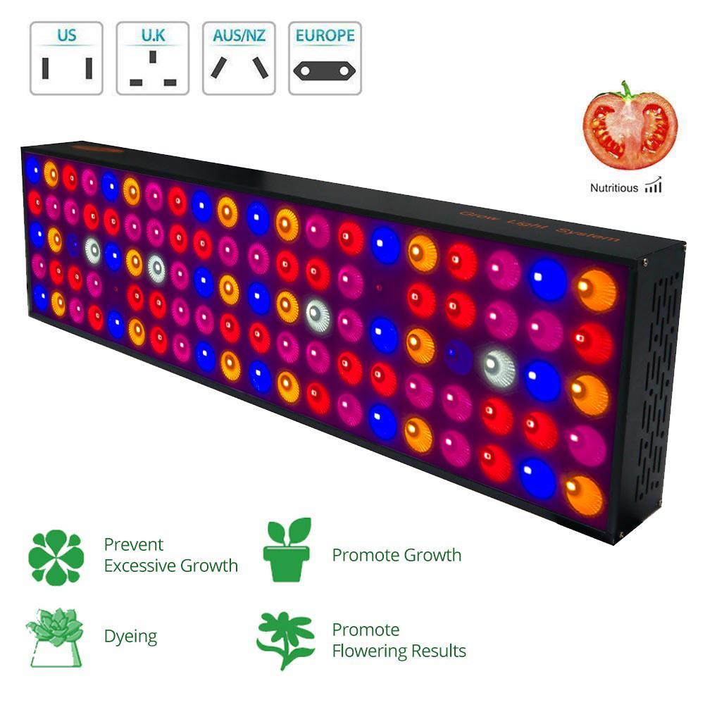 3000W Plant Grow Light 100 LED Panel AC Concatenated Light Plant Flower Growing Full Spectrum Plant Growing(China)