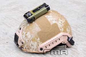 Image 5 - (Dummy) FMA MS2000 Helmet Life saving Strobe Light Model Plastic&Metal For Hunting Tactical Airsoft Paintball Helmet Accessories