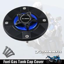 Motorcycle Fuel Gas Cap Petrol Tank Cover CNC Quick Release Cover for Suzuki TL1000R TL 1000R TL1000 R 1998 2003