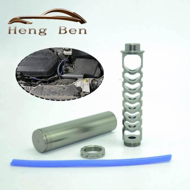 """10 """"6"""" Aluminium 1/2   28 Of 5/8   24 Filters Voor Napa 4003 Wix 24003 Auto Brandstof filter Auto Solvent Val-in Brandstoffilters van Auto´s & Motoren op"""