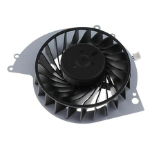 Cooling Fan, Internal CPU Cooling Fan Replacement for Play Station 4 PS4 CUH-1200 DC12V