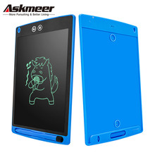 ASKMEER 8.5 inch LCD Writing Tablet Partially Eras