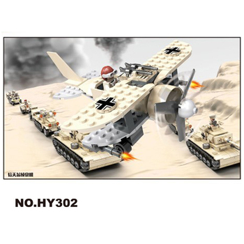 World war blitz Attack North Africa Albatross reconnaissance aircraft batisbricks building block ww2 germany army figures toys pre order general quality version 135 world war ii germany twelfth armored division resin toys