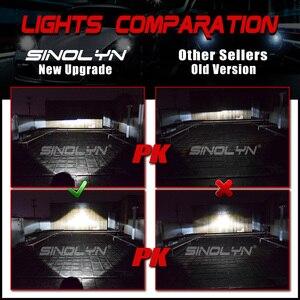 Image 4 - Sinolyn Voor Hella 3R G5 Koplamp Lenzen 3.0 Hid Bi Xenon Projector Lens Vervangen Autolichten Accessoires Retrofit D1S d2S D3S D4S