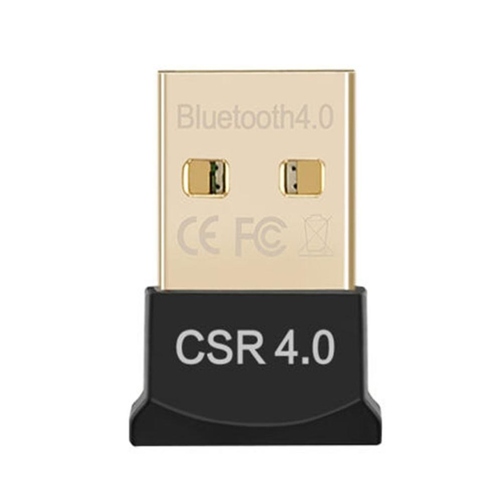 Portable USB Adapter V4.0 CSR Dual Mode Wireless Dongles Music Sound Receiver For Windows