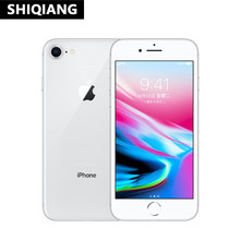 Original desbloqueado Apple iphone 8/iphone 8 Plus 64GB/256GB ROM teléfonos celulares Hexa Core 12.0MP Cámara IOS 3D Touch ID teléfono usado