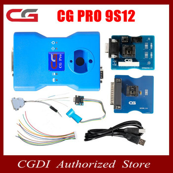 CG Pro 9S12 FOR Freescale Key Programmer Next Generation of CG100 CG-100 Get Work for Repair EWS Anti-theft Data best quality