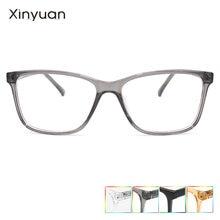 Модная женская оправа для очков lv6038 xinyuan мужчин черная