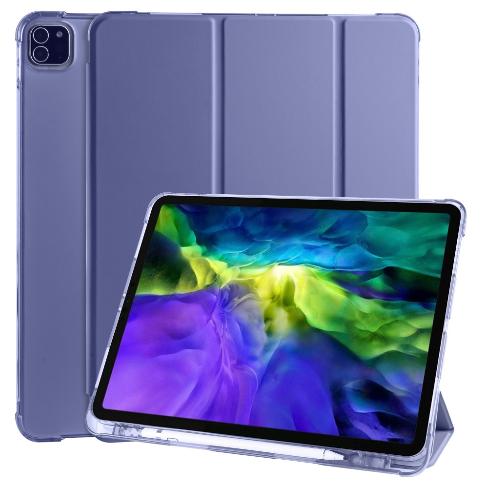 12 Case with Pencil Stand Cover for Pro Holder iPad For 4th 9 iPad Case 12.9 Shockproof