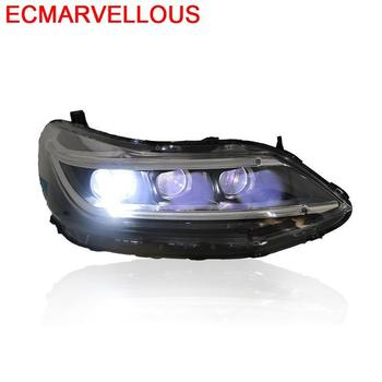 Para Exterior Drl Automobiles Auto Led Daytime Running Headlights Front Fog Car Lights Assembly 17 18 FOR Chevrolet Cruze