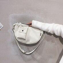 Women's Handbags Fashion Purses Pocket-Bags Crossbody-Bags Letters Hobos Vintage