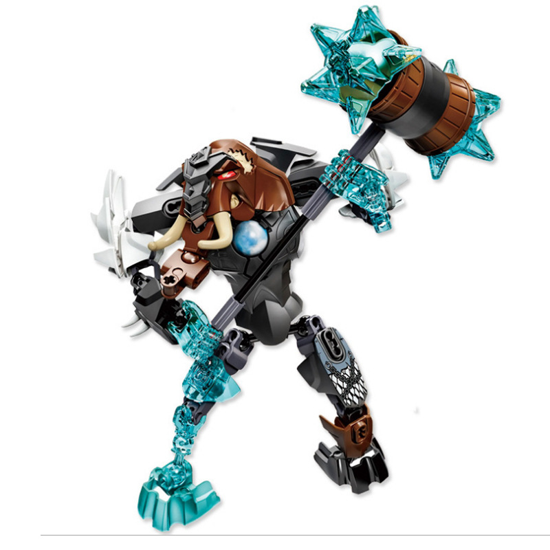 Bionicle Cali Master Of Water Building Block Compatible Brick hallowen toy gift