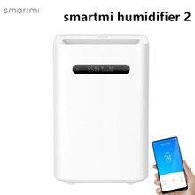 Smartmi Air Humidifier 2 Smog ฟรี Mist ฟรี PURE ระเหยประเภทเพิ่ม NATURAL Air ความชื้น AI Smart APP รีโมทคอนโทรล 4L