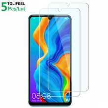 5Pcs Tempered Glass For Huawei P30 Lite Screen Protector 9H