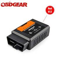 Universal OBD2 ELM327 V 1,5 Bluetooth/Wifi pic18f25k80 für iPhone IOS Auto OBD Scannne Werkzeug OBD 2 ULME 327 V 1,5 WI FI ODB2