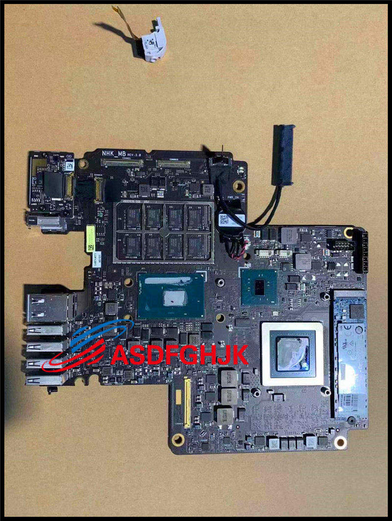 NHK MB REV 3.0 MOTHERBOARD WITH <font><b>I7</b></font>-<font><b>7700</b></font> CPU AND Graphics card 100% Perfect work image