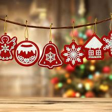 Diamond Embroidery Painting Christmas-Decorations Special-Shape Full-Drills Home