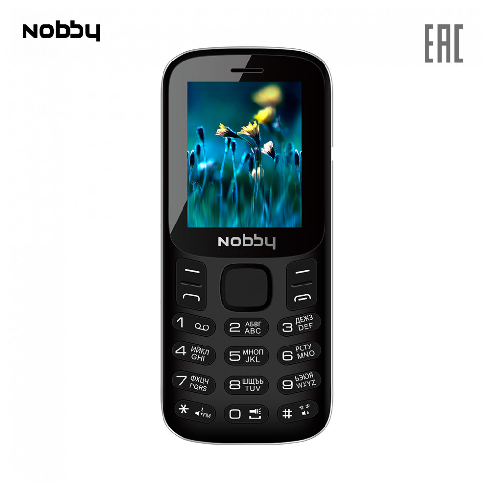 Mobile Phones Nobby NBP-BP-18-20 Phone technology for communication cell push button telephone Other 2 SIM Card 32mb