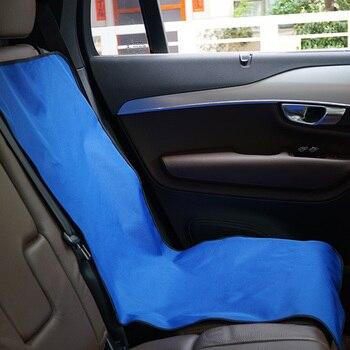 Car Waterproof Back Seat Pet Cover Protector Mat  6
