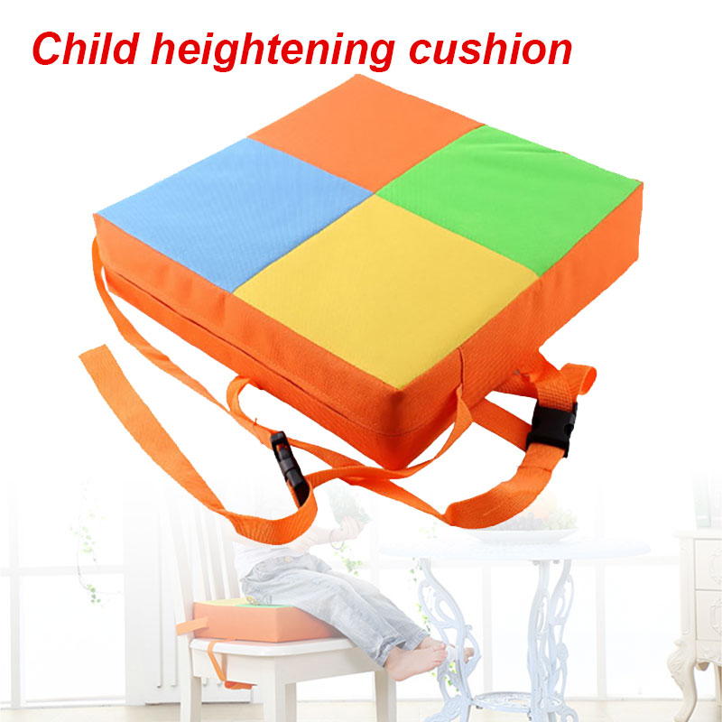 Soft Kids Chair Booster Cushion Toddler Highchair Seat Pad High Cover Safe