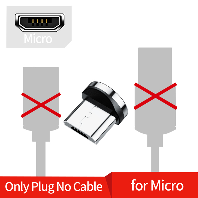Only Micro USB Tip