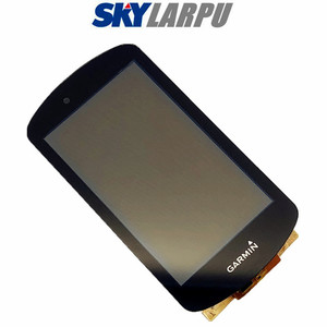 """Image 1 - Original 3""""Inch Complete LCD Screen for GARMIN EDGE 1030 Bicycle GPS Display Touchscreen Digitizer LM1625A01 1C Free Shipping"""