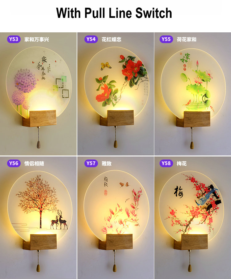 Luminárias de parede