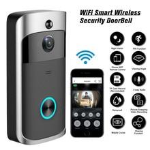 Timbre inteligente con cámara Wifi, llamada inalámbrica, videoportero para apartamentos, timbre de puerta, teléfono, cámara de seguridad para el hogar