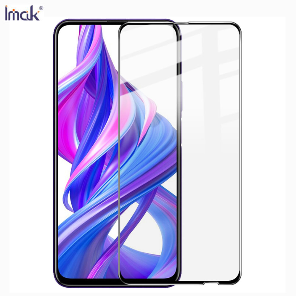 Imak Original Full Cover Protective Tempered Glass On For Huawei Honor 9X Glass On Honor 9X Pro Screen Protector Film 6.59 Inch