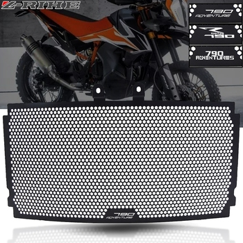 FOR 790 Adventure Motorcycle Engine Radiator Bezel Grille Guard Cover Protector Grill For KTM 790 Adventure/R/S ADV 2019-2020