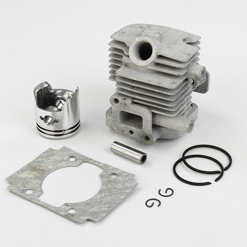 32mm Cylinder Piston Ring Assembly For Zenoah HT2310 G23L Grass Trimmer 1E32F Brush Cutter Parts