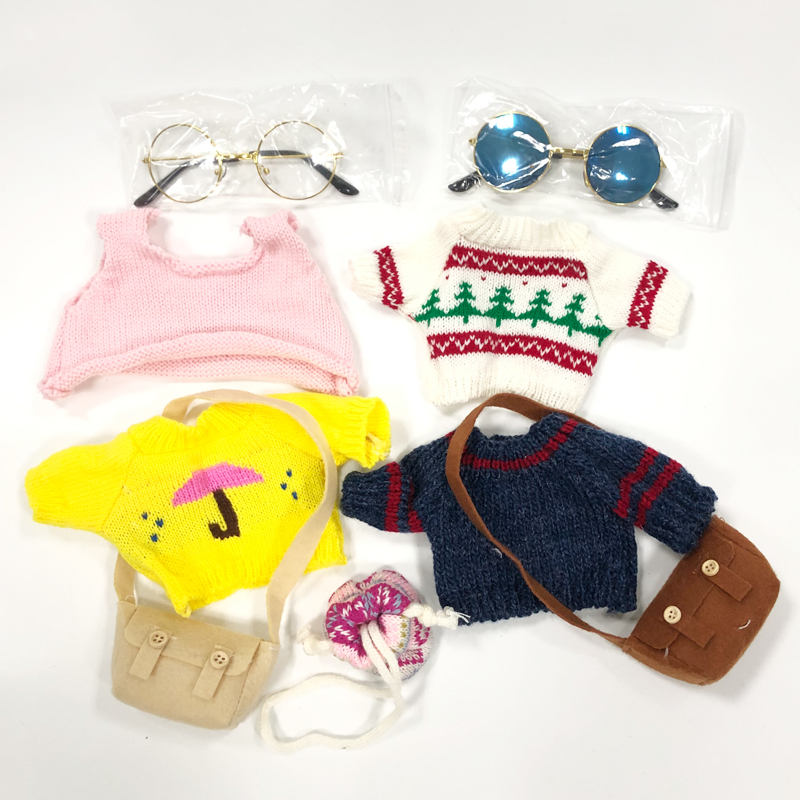 Cute Doll Clothes Accessories  LaLafanfan Cafe Duck Plush Toy Kawaii Girls Hair Band Wash Face Running Makeup Bands Girls Gifts